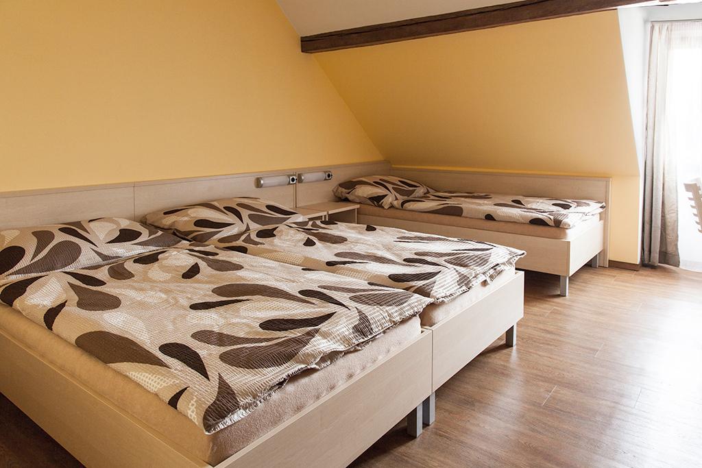 Ubytování v Penzionu U Bambuchů